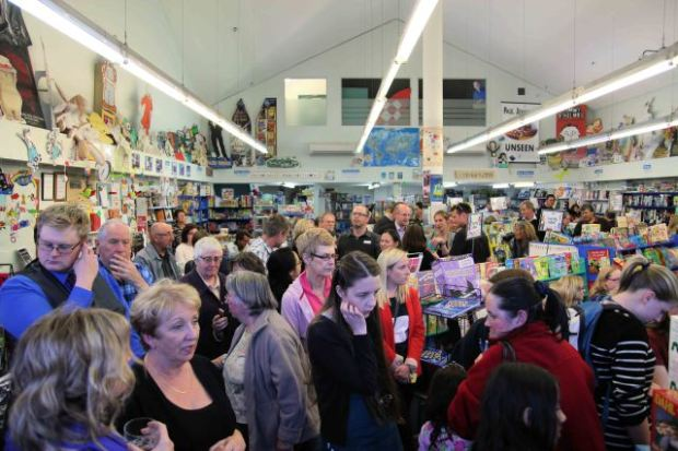 The Best of Twisty Christmas Tales -Book Launch